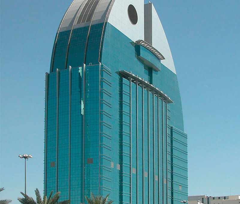 AL ANOUD TOWER