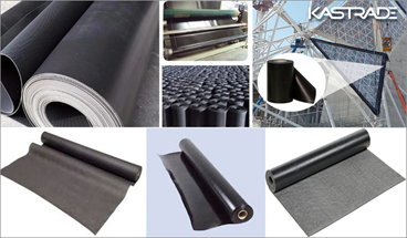EPDM RUBBER Waterproofing Membrane – QUALITY, FLEXIBILITY & CONVENIENCE