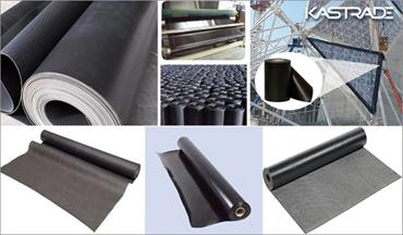 EPDM RUBBER Waterproofing Membrane – QUALITY, FLEXIBILITY & CONVENIENCE