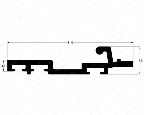 Adaptor Slide Bar