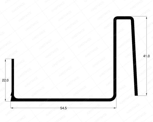 Inlay Profile Type 1