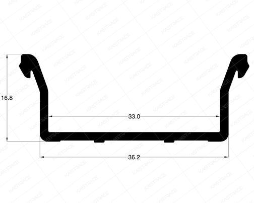 U Profile for ALUPCO Saraya Systems